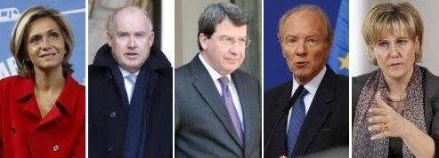 Des ministres dans le pétrin