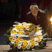 Lula «rêve de la paix» au Proche-Orient
