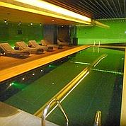 La piscine du Spa Mandarin (Ph. : DR)
