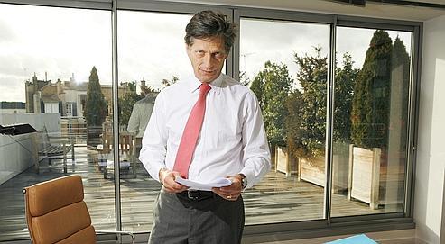 Nicolas deTavernost est président de M6, actionnaire des Girondins depuis 1999.