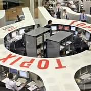 La Bourse de Tokyo reprend son souffle