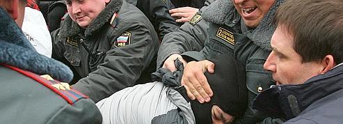 «Journée de la colère» contre Vladimir Poutine en Russie