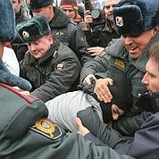 Russie : «Journée de la colère» contre Poutine