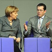 Un ministre allemand accusé de mensonge