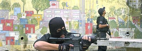 Des îlots de misère sous la coupe de gangs ultraviolents