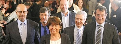 La victoire dont avait besoin <br/>Martine Aubry<br/>