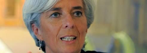 Lagarde veut réformer l'impôt sur les sociétés