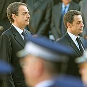 Sarkozy veut éradiquer l'ETA en France