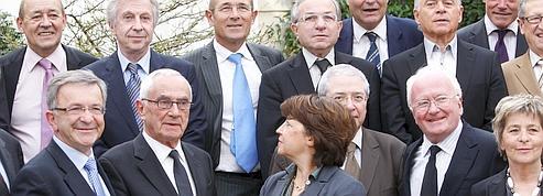 Martine Aubry s'entoure <br/>des présidents de région élus<br/>