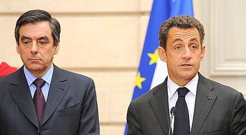 Les relations se tendent entre Fillon et Sarkozy