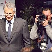 Scepticisme à l'UMP sur le parti de Villepin