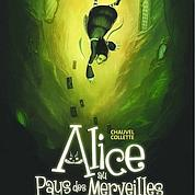 Alice revient aussi en BD