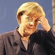 La chancelière allemande a souhaité qu'un pays puisse être exclu de la zone euro «en dernier recours», en cas d'infractions répétées aux règles de Maastricht.