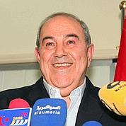 Allaoui remporte les législatives irakiennes