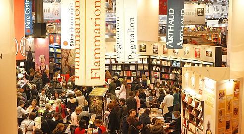 Le salon du livre ouvre ses portes aujourd 39 hui - Salon porte de versailles aujourd hui ...