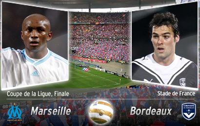 Qui de l'OM de M'Bia ou de Bordeaux de Gourcuff soulèvera le trophée ?