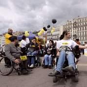 Les handicapés dénoncent leur niveau de vie