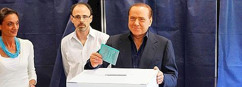 Berlusconi face à une élection test en Italie