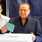 Berlusconi face à une élection test