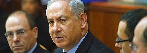 Nétanyahou dénonce le «durcissement» de ton des Palestiniens