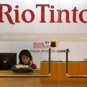 Les quatre employés de Rio Tinto condamnés