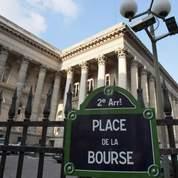 La Bourse de Paris repasse dans le rouge