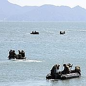 Étrange naufrage d'une corvette sud-coréenne