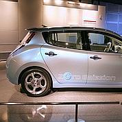 Nissan dévoile le prix de sa voiture électique