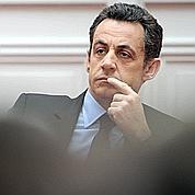 Sarkozy au plus bas dans les sondages