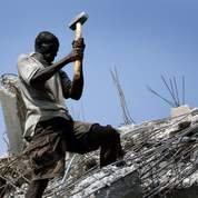 En Haïti, reconstruire pour un nouveau départ