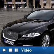 La métamorphose délicate de la Jaguar XJ