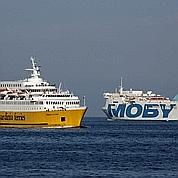 Moby Lines inaugure sa liaison Toulon-Bastia