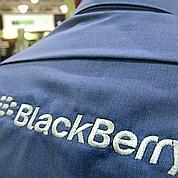 BlackBerry: croissance molle