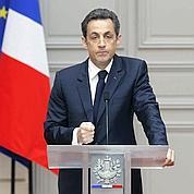 Sarkozy reprend en main sa majorité