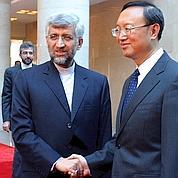 Manœuvres en vue de sanctions contre l'Iran