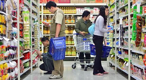 Chine: la consommation dope la croissance