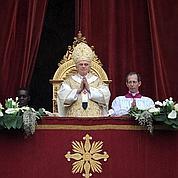 Benoît XVI appelle à la paix au Moyen-Orient