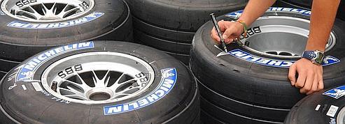 Michelin de retour sur les circuits de F1 en 2011?