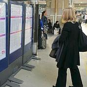 SNCF : 37% des conducteurs en grève