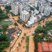 Des pluies meurtrières frappent l'Etat de Rio