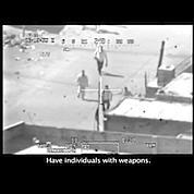 Une bavure de l'armée américaine en vidéo