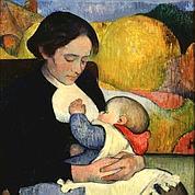 Meijer de Haandans l'ombrede Gauguin