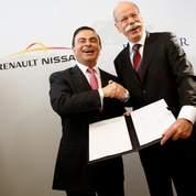 Renault-Daimler : 4milliards de synergies