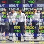 Les Bourses asiatiques en hausse