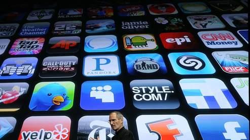 Apple a déjà vendu450.000 iPad