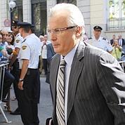 Le «superjuge» Garzon au banc des accusés