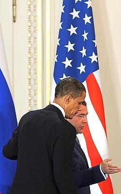 Les ex-États du bloc soviétique redoutent le réchauffement des relations russo-américaines.