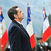 Sarkozy optimiste dans la tourmente