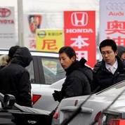 Nouveau record de ventes d'autos en Chine