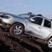 Duster, le 4x4 à prix cassé de Dacia